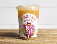 Vegan Gravy with Red Miso, Organic, Tideford Organics Abel And Cole, Red Miso, Vegan Gravy, Christmas Lunch, Vegetable Stock, Rice Flour, Sunflower Oil, Organic Recipes, Coconut