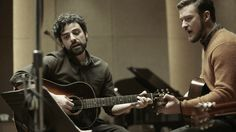 """This new clip from Inside Llewyn Davis features Oscar Isaac, Justin Timberlake, and Adam Driver singing """"Please Mr. Oscar Isaac, Paul Dano, Brothers Movie, Coen Brothers, Clive Owen, Mulholland Drive, Jim Carrey, Adam Driver, Justin Timberlake"""
