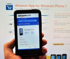 Η κατάργηση του Amazon app από τα Windows Phone - http://secn.ws/28QRT3d - Το Pay Pal πρόσφατα ανακοίνωσε την απόφαση του να αφαιρέσει το WindowsPhoneapp και φαίνεται ότι και το Amazon ετοιμάζετε να κάνει το ίδιο, αν και αυτή τη φορά, η εταιρεία φαίνεται να πάει για μια πιο ήπια προσέγγιση.    Όπως �