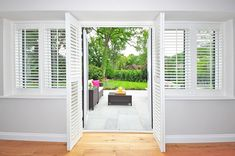 Next Day Blinds Plantation Shutters . Next Day Blinds Plantation Shutters . Full Height Shutters Installed In An L Shaped Bay Window by Wooden Window Shutters, Custom Shutters, Interior Shutters, Roller Shutters, White Shutters, Roller Blinds, Blinds For Sale, Blinds For Windows, Sun Blinds