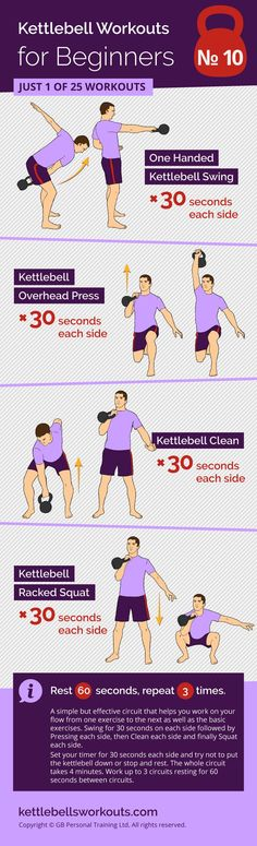 A fun kettlebell workout that flows from one exercise to the next raising your heart rate and challenging over 600 muscles in only 4 minutes #kettlebell #kettlebellworkout #fitness #exercise