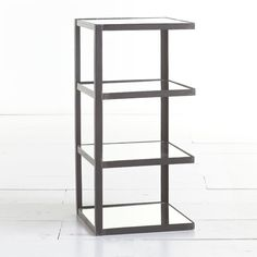 Wisteria - Furniture - Side Tables & Pedestals - A Table For Contents - $399.00