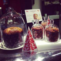 En période de fêtes, rien ne vaux un bon Panettone :) Classic, chocolat ou thé Dammann. Ils vous attendent dans les espressamente illy de Paris