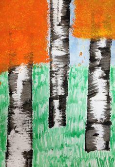 ARTipelago: Aspen Trees