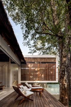 Hotel Jungle Keva Tulum Designed by Jaquestudio – Design. Hotel Hotel Jungle Keva Tulum Designed by Jaquestudio Design Exterior, Interior And Exterior, Ranch Exterior, Rustic Exterior, Exterior Remodel, Modern Exterior, Exterior Colors, Small Boutique Hotels, Small Hotels
