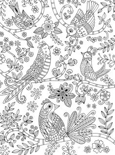 épinglé par ❃❀CM❁✿⊱You are more valuable than sparrows in God's sight. As you color this page, thank God for his care for you. This printable is from Gratitude: A Prayer and Praise Coloring Journal from the Living Expressions Collection Animal Coloring Pages, Coloring Pages For Kids, Coloring Sheets, Coloring Books, Embroidery Stitches, Embroidery Patterns, Hand Embroidery, Zentangle, Mundo Hippie