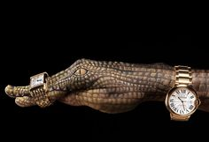 Hand and Body Paint Advertising by Guido Daniele