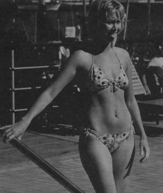 Agnetha knows how to get them clicking (the cameras mind you!) in 1976