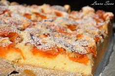 Apricot Recipes, Food Cakes, Banana Bread, Cake Recipes, Cheesecake, Deserts, Ice Cream, Mai, Homemade