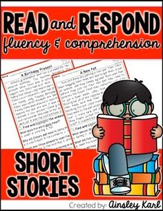 Reading Passages for Fluency and Comprehension - Fictional