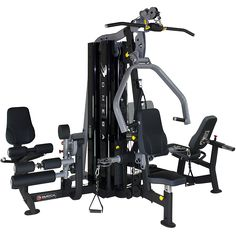 The Batca Omega 2 Multi-Station offers 2 weight stacks and accommodates 2 users. Learn more about the Batca Omega 2 Multi-Station. At Home Gym, Omega, Exercise, Bike, Workout, Physical Activities, Excercise, Bicycle Kick, Ejercicio