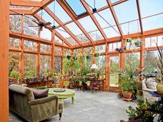 Tipps für die richtige Pflege der Pflanzen im Wintergarten