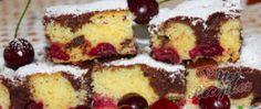 Recept Višňová bublanina s kousky čokolády Tiramisu, French Toast, Muffin, Breakfast, Ethnic Recipes, Food, Meal, Eten, Meals
