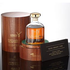 Gordan  Macphail Glen Grant 66YO Scotch launched