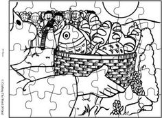 Feeding The Multitude Puzzle