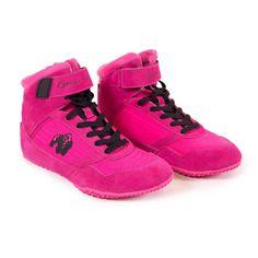new style 7b8f3 a540e Gorilla Wear Bodybuilding Schuhe Womens High Tops Pink bei Gorilla Wear  Deutschland kaufen