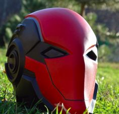 The Red Hood Helmet - A cult in the making 7a1660e10ead