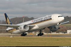 Boeing 777-312/ER aircraft picture