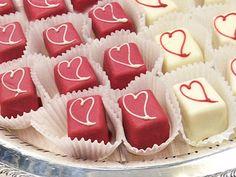 Valentine Petite Fours