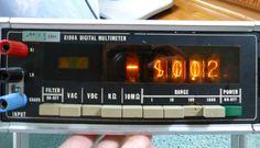 Vintage Fluke 8100A Digital Multimeter #Fluke