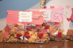 """Bear Hugs & Kisses - toddler valentine's day treats """" class=""""pin-it-button"""" count-layout=""""horizontal"""">Pin It"""