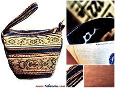 Inspiring fashion by la Buccia Borse. Vintage serie - Chiavari (GE), Italy