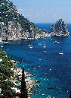 Amalfi coarst, Italy