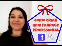 FANPAGE   Como  Criar Uma FANPAGE Profissional -  #Aula 01   Teresa Tavares
