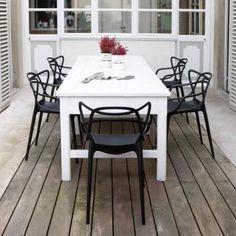Masters Stuhl von Philipp Starck für Kartell