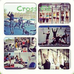 Bom dia Girls! Vamos começar o dia com dica para cuidar do corpo, da saúde e deixar tudo em cima?  O cross fit, um método de treinamento físico que está virando febre aqui no Brasil!  Quer saber mais? Tem tudinho la no blog, confere lá: http://blogmarinaandrade.com/2014/01/14/cross-fit/   #newpost #crossfit #blogmarinaandrade