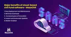Why not switch to the cloud-based chit fund software to make your chit operations easier? In this pandemic, it is the right way to direct your business online. If so, then our MazeChit software is there to keep you up in the track to bind your clients online in an effective manner.  Ring us at 1800-212-33-4646 / 7397723052  #ChitFundSoftware #ChitSoftware #ChitManagementSoftware #OnlineChitSoftware #ChitFundApplication #ChitFundSoftwarePrice #SecuredChitSoftware #VersatileChitSoftware… Online C, Fund Management, Cloud Based, Mobile App, Online Business, Innovation, Software, Track, Clouds