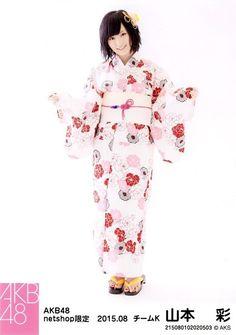山本彩  Sayaka Yamamoto (NMB48 / AKB48)