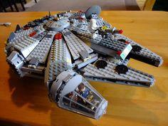 Millenium Falcon /by SVENLW #flickr #LEGO #StarWars