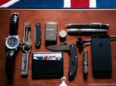 Everyday Carry - 17/M/Winchester, Great Britain/Student - My Everyday Carry