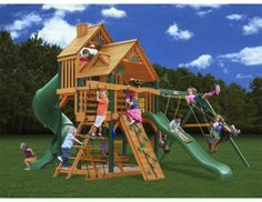 Gorilla Playsets Great Skye 1