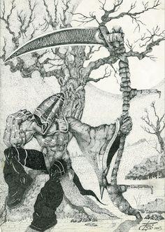sketch Quasimodo II- feito por Darci Campioti visite meu blog: http://institutodeartesdarcicampioti.blogspot.com.br