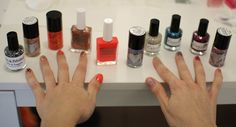 An Introduction To 7 Awesome Indie Nail Polish Labels, including a vegan option!