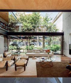 Bacopari House by UNA Arquitetos | Sao Paulo, Brazil