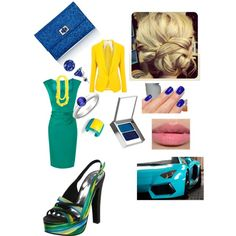mixn pleasure with business, created by lilnelson707 on Polyvore