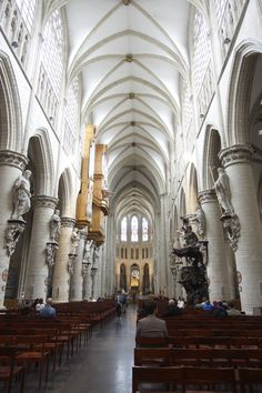 Cathedral   Self-Guided Walking Tour of Brussels, Belgium   Intentional Travelers