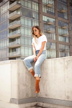 Summer Basics: Moussy Denim