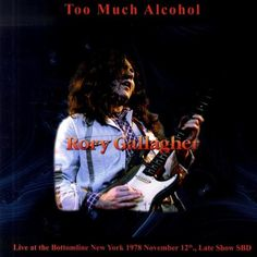 Rory Gallagher Shinkicker Live At The Bottom Line, New York 1978, Nov. 12th . - Late Show by old vinyl vault on SoundCloud