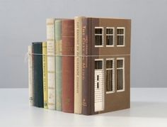 Little book houses