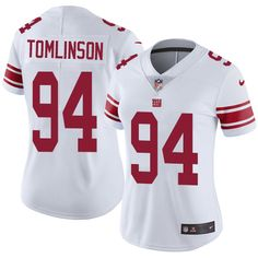 Nike Giants Eli Manning White Women s Stitched NFL Vapor Untouchable Limited  Jersey And Emmanuel Sanders 10 jersey 569e5a4c8