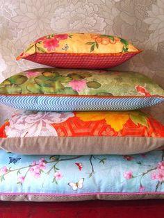 Glimpse of Style: Chris Chun's cushions
