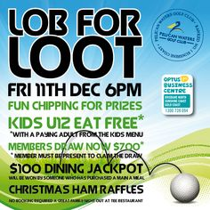 Get your family or mates together & come down for a fun night @PelicanWatersGC Members Draw $700 #caloundra 54375000