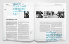 Spread Magazine - some work by kent r miller (graphic designer)