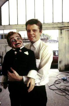 Suggs & friend