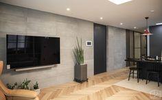 Tv Wall Furniture, Interior Design Living Room, Living Design, Bunk Beds Small Room, Home Living Room, Interior, House, House Interior, Interior Architecture
