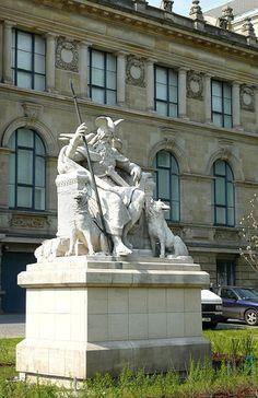 Wotan Denkmal Hannover